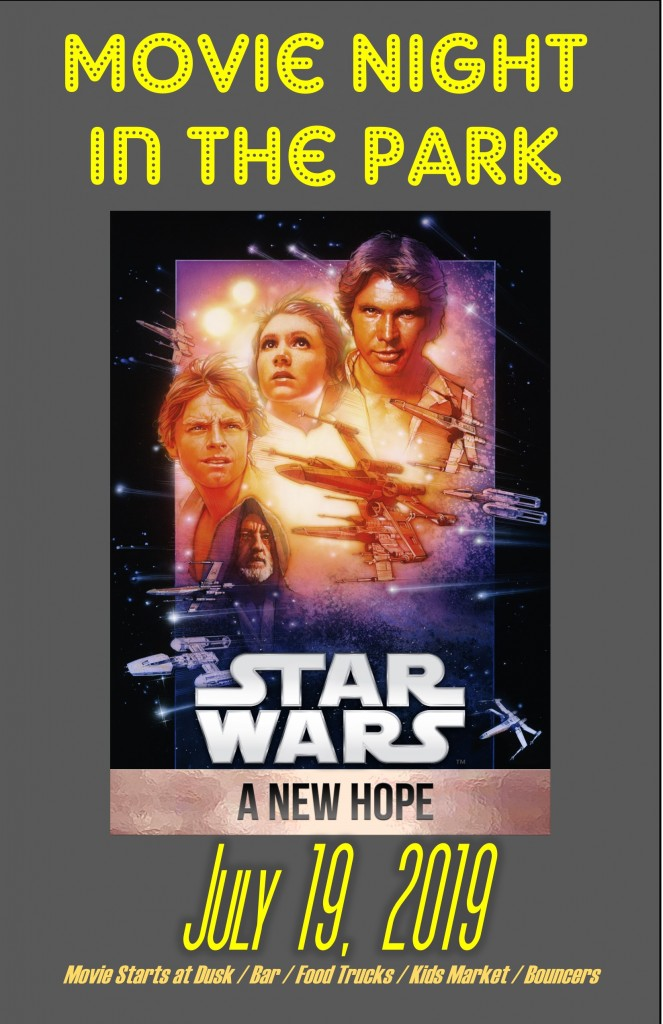 2019 Star Wars_11x17 Poster with approved marketing