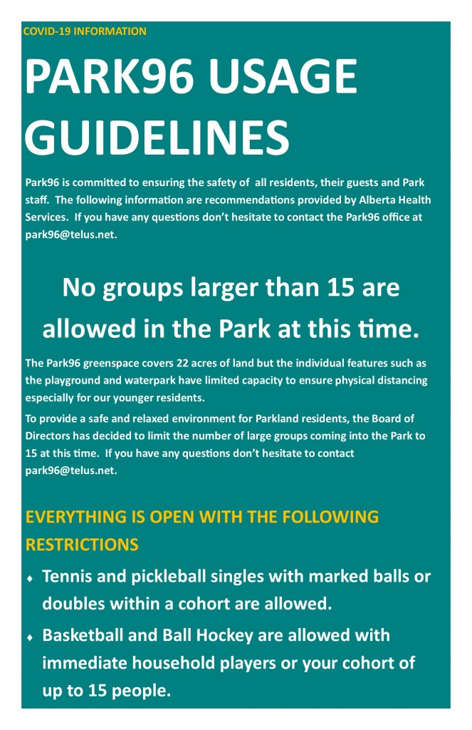 Notice June 12 - Park Usage JPG